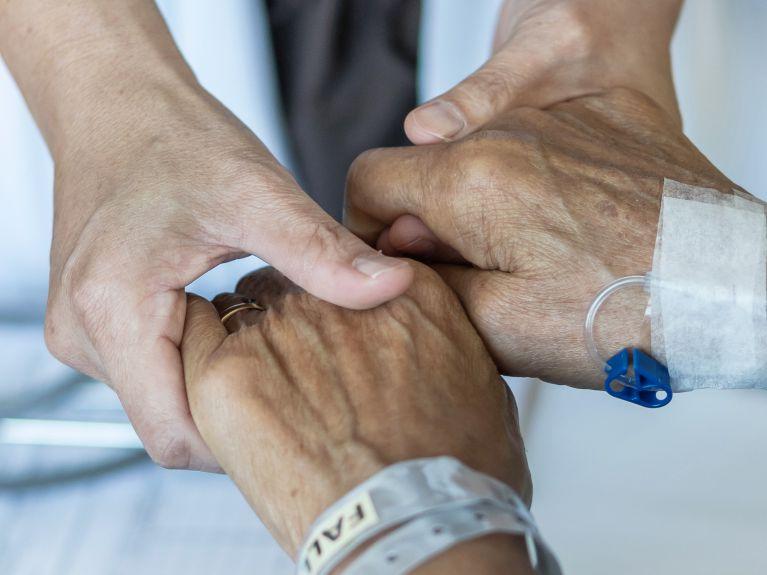 Vacature geriatrisch verpleegkundige